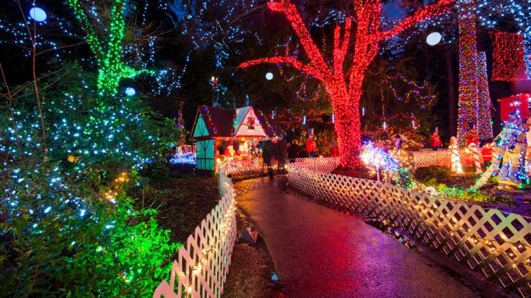 """Κατερίνη: Χριστούγεννα στο """"Πάρκο Χρωμάτων"""""""