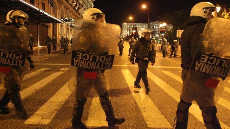 Ισχυρά μέτρα ασφαλείας με 3.000 αστυνομικούς για την επέτειο της δολοφονίας Γρηγορόπουλου