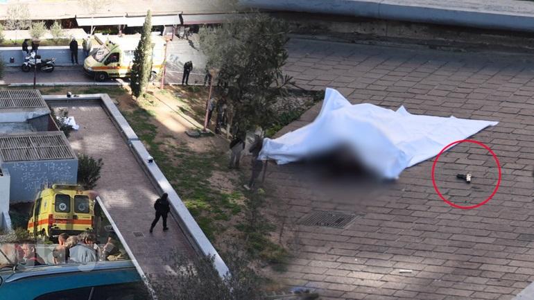 Αυτοκτόνησε στην πλατεία Θεάτρου