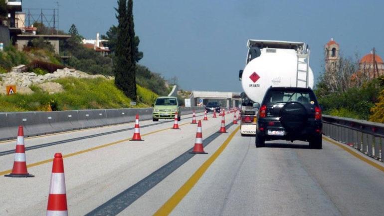 Κυκλοφοριακές ρυθμίσεις την Τετάρτη στην Κορίνθου - Πατρών στο τμήμα Ακράτας - Καλβρύτων