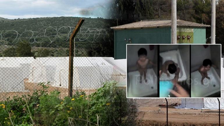 Βασανισμός-σοκ ανήλικου πρόσφυγα στη Χίο