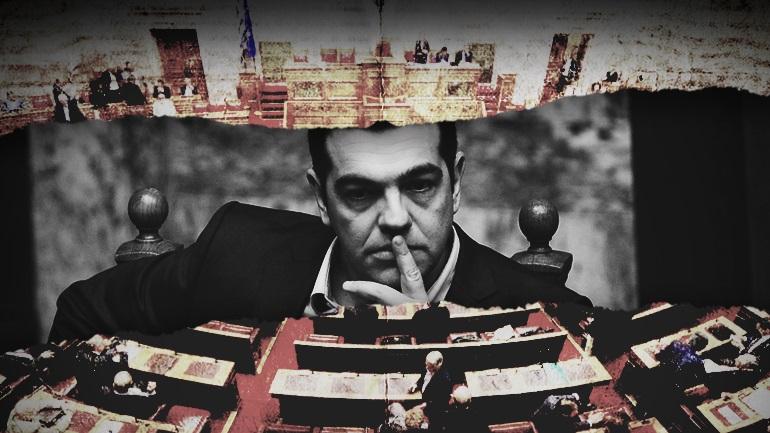 """""""Δημοψήφισμα"""" στη Βουλή"""