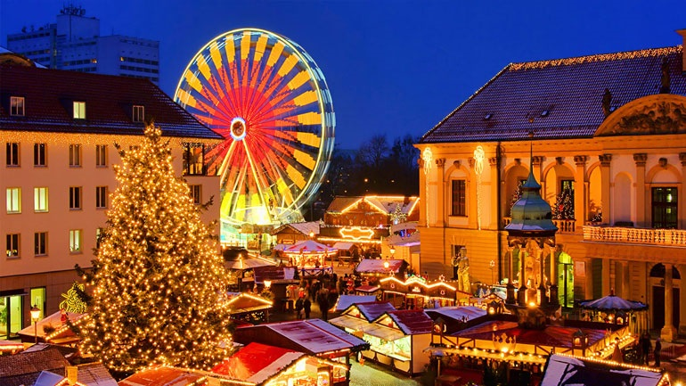 Δωδεκάχρονος επιχείρησε να ανατινάξει με βόμβα χριστουγεννιάτικη αγορά στη Γερμανία