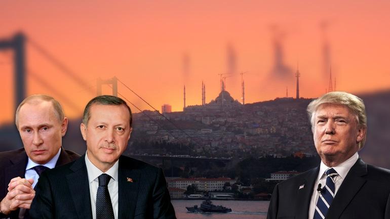 Η Τουρκία ισορροπεί σε δύο βάρκες