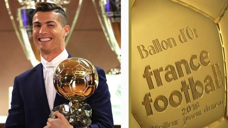 Στον Ρονάλντο και το βραβείο της FIFA