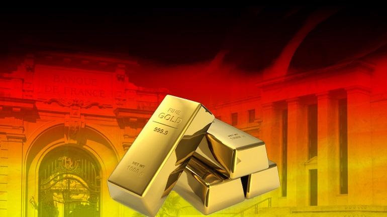 Ο χρυσός επιστρέφει στη Γερμανία