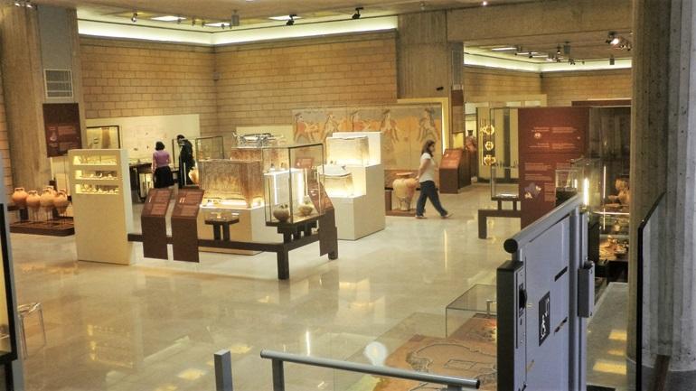 Η νέα ιστοσελίδα του Αρχαιολογικού Μουσείου Θηβών