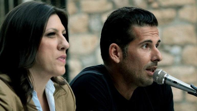 Αποχώρησαν με παράπονα από το κόμμα της Ζ. Κωνσταντοπούλου