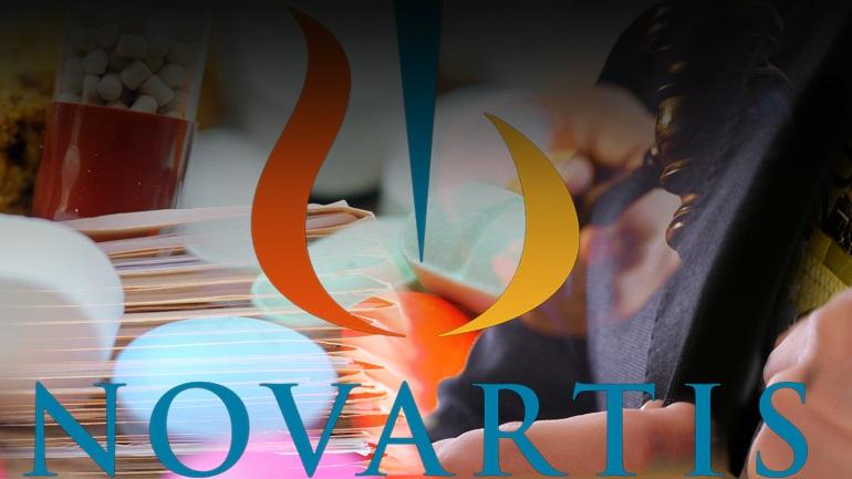 Καταιγιστικές εξελίξεις στο σκάνδαλο «Novartis»