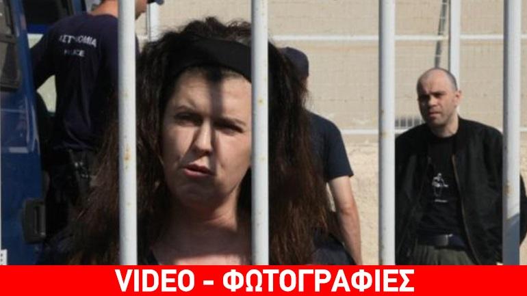 Συνελήφθη η καταζητούμενη Πόλα Ρούπα