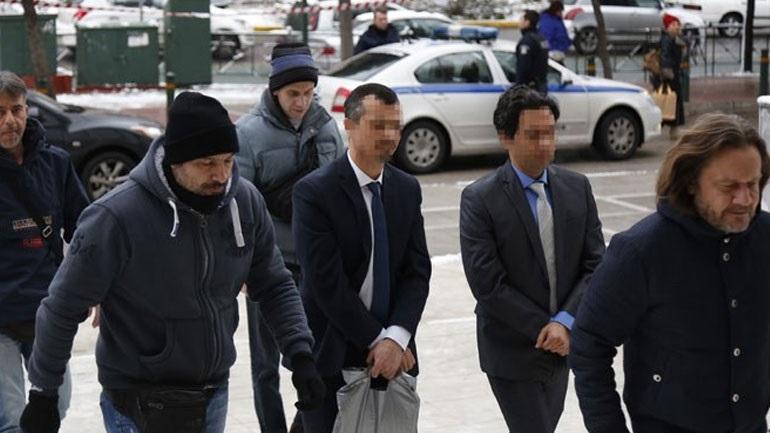 Στις 23 Ιανουαρίου η απόφαση του Αρείου Πάγου για την τύχη των δύο Τούρκων αξιωματικών