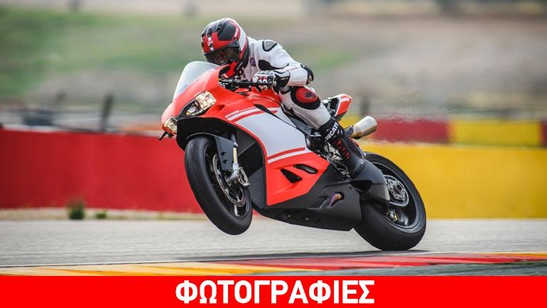 Η Ducati που κοστίζει στην Ελλάδα 97.000 ευρώ...