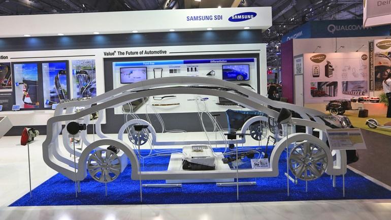 Η Samsung ετοιμάζει την απόλυτη μπαταρία για ηλεκτρικά οχήματα