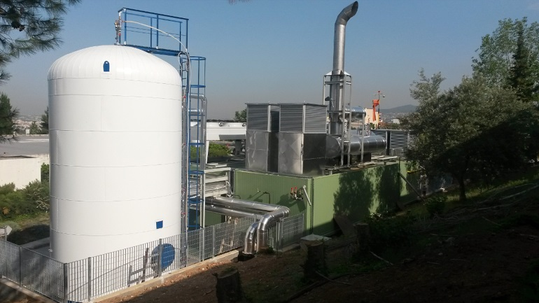 Νοσοκομείο Παπαγεωργίου: Εξοικονομεί 60.000 ευρώ τον μήνα από την παραγωγή ενέργειας