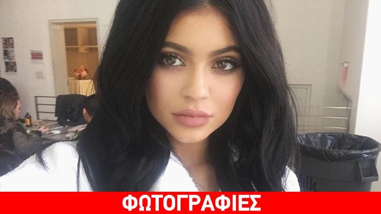 2a73eb0c86a Kylie Jenner: Ποζάρει με σέξι εσώρουχα και