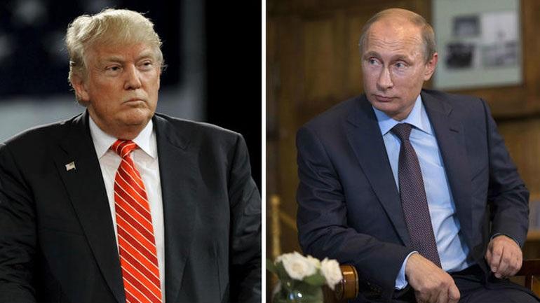 Σύντομα η πρώτη τηλεφωνική επικοινωνία Πούτιν-Τραμπ