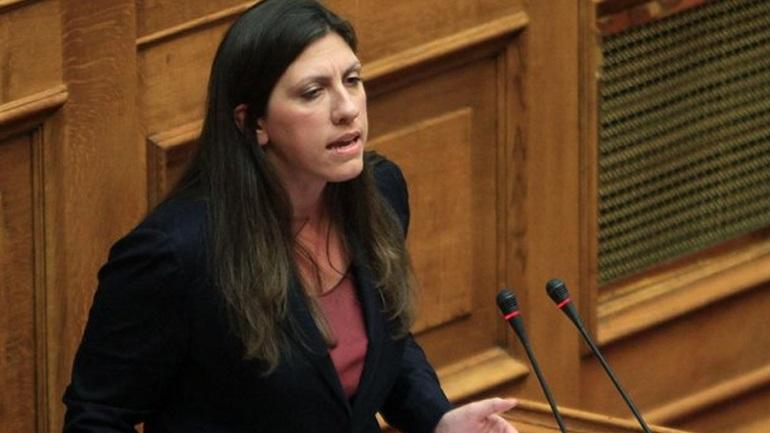 Πυρά Κωνσταντοπούλου κατά της κυβερνητικής πολιτικής