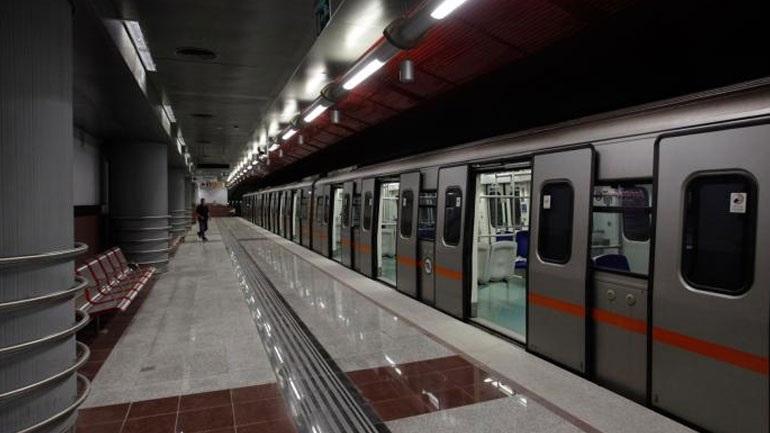 Κλειστοί και σήμερα τρεις σταθμοί του Μετρό
