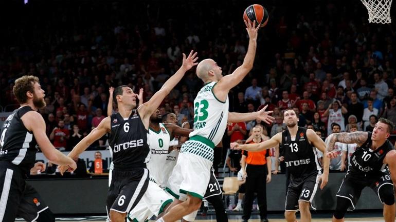 ΠΑΝΑΘΗΝΑΪΚΟΣ - ΜΠΑΜΠΕΡΓΚ  Panathinaikos-Brose Baskets  live streaming