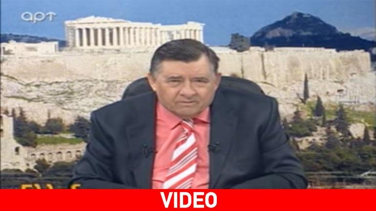 Καρατζαφέρης: Ο Τσίπρας πήγε στους Ρότσιλντ να συζητήσει για τη μετάβαση στη δραχμή