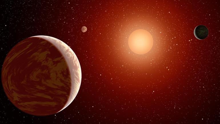 Βρέθηκαν πάνω από 100 δυνητικοί εξωπλανήτες