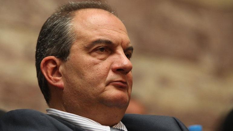 Κ. Καραμανλής: «Με βαθύτατη οδύνη αποχαιρετώ τον στενό μου φίλο και συνεργάτη, B. Μπασιάκο»