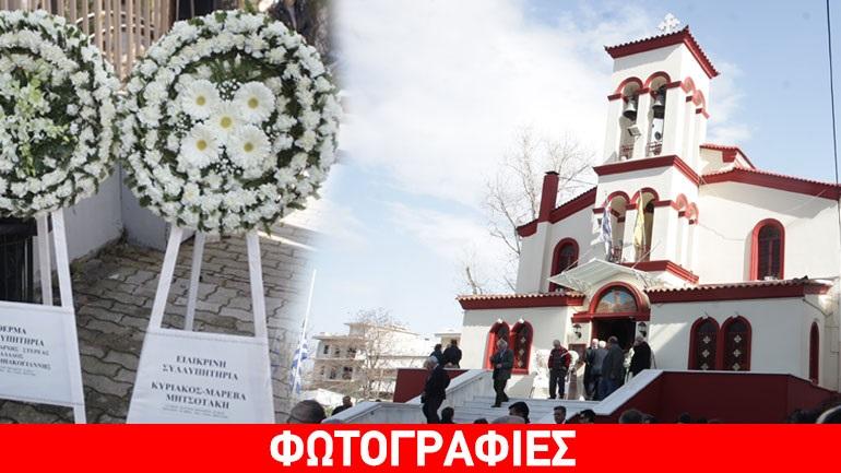 Στη Θήβα η κηδεία του Ευάγγελου Μπασιάκου