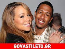 Έξαλλη η Mariah Carey με τον Nick Cannon