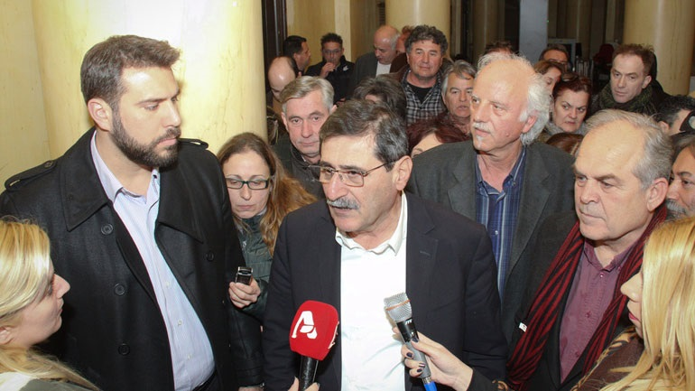 Συνεχίζεται η δίκη του δημάρχου Πατρέων μετά από μήνυση χρυσαυγίτη βουλευτή