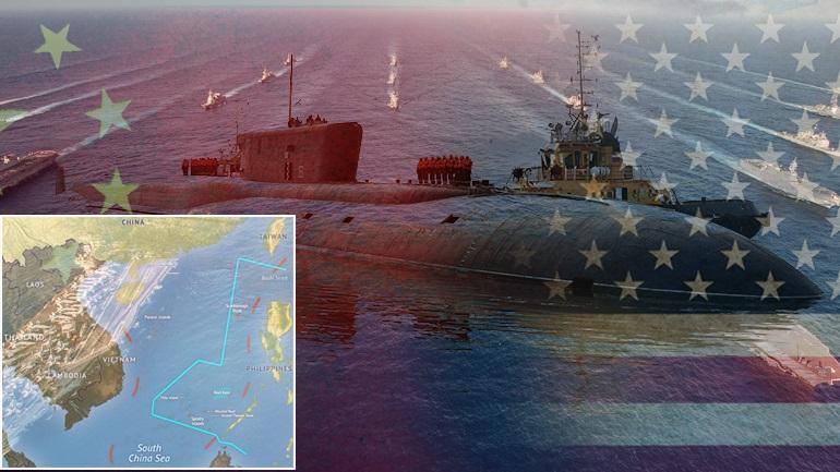 Αναβιώνει ο Ψυχρός Πόλεμος στον Ειρηνικό;