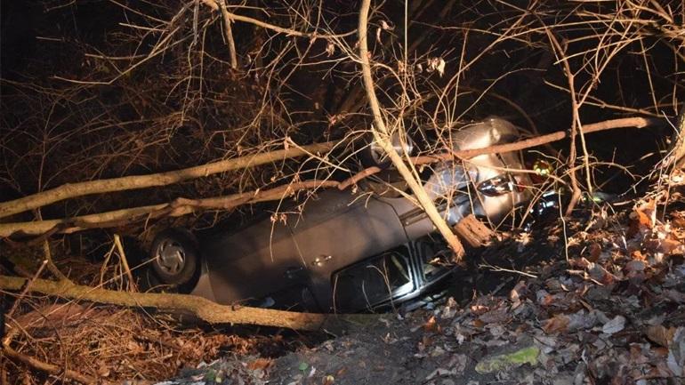 Αχαΐα: Όχημα έπεσε σε γκρεμό στο Αστέρι