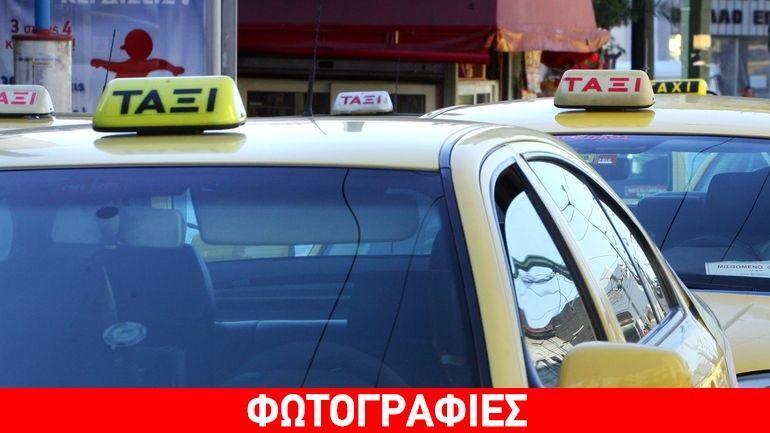 Αυτός είναι ο ταξιτζής που δολοφονήθηκε στην Καστοριά- Ο δράστης στο σημείο του εγκλήματος