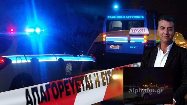 Αστυνομικός πίσω από τη δολοφονία του ταξιτζή