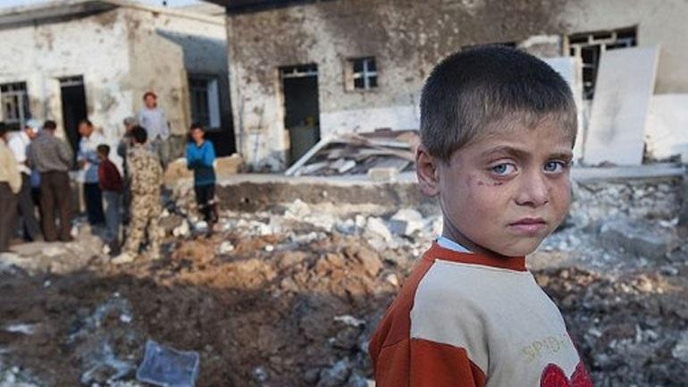Unicef: Το 2016 η χειρότερη χρονιά του εμφυλίου για τα παιδιά στη Συρία