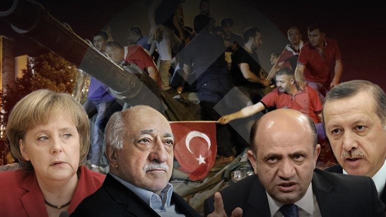"""""""Ομοβροντίες"""" Ερντογάν"""