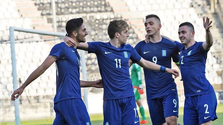 Φιλική νίκη (2-1) της Εθνικής Ελπίδων επί της Ουγγαρίας
