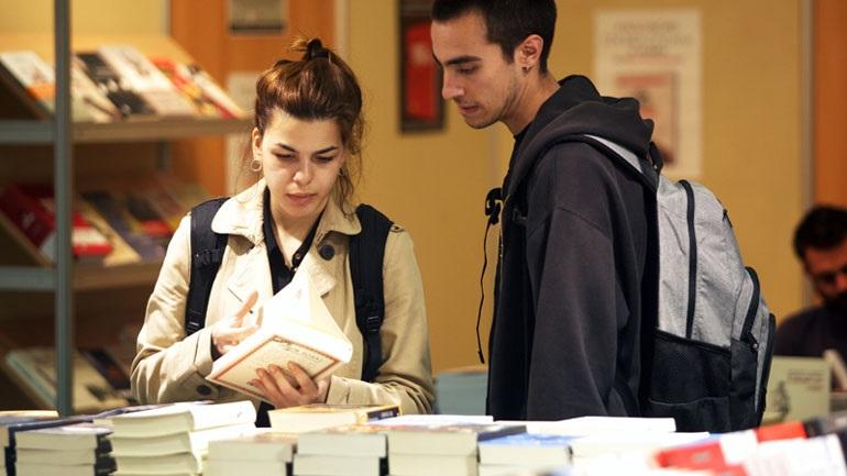 Η ελληνική συμμετοχή στη Διεθνή Έκθεση Βιβλίου στο Παρίσι