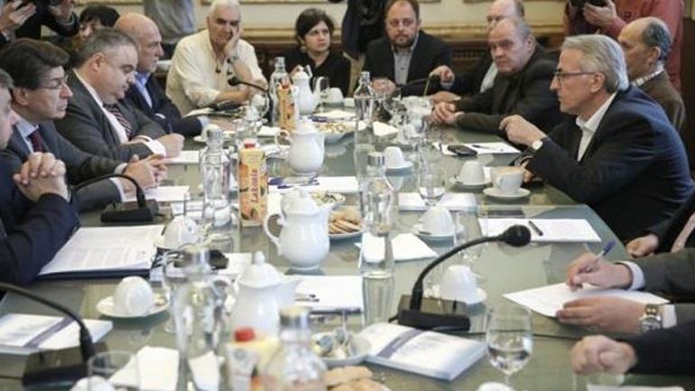 Υπογράφτηκε η νέα Εθνική Γενική Συλλογική Σύμβαση Εργασίας