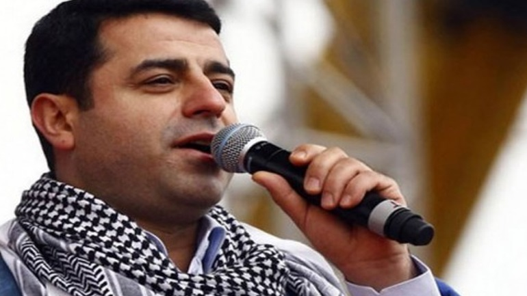 Απεργία πείνας στη φυλακή ξεκινάει ο Κούρδος ηγέτης Ντεμιρτάς