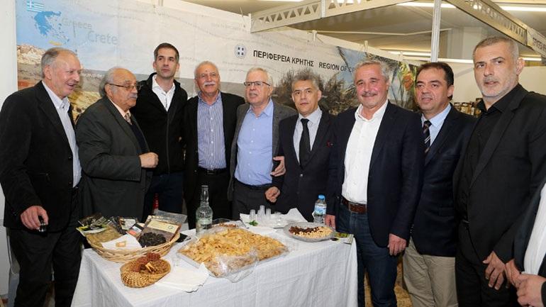 To 7ο Φεστιβάλ Ελαιόλαδου και Ελιάς άνοιξε τις πύλες του