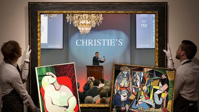 Σε ελεύθερη πτώση η αξία της Τέχνης το 2016
