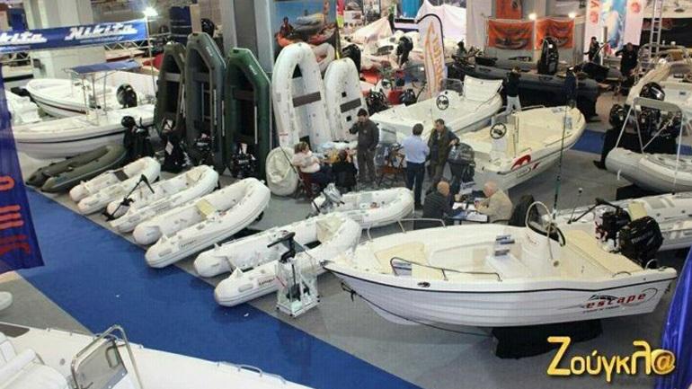 Boat & Fishing Show: Ξεκινά σήμερα η έκθεση για το σκάφος, το ψάρεμα και τον τουρισμό