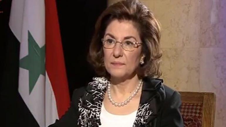 Συρία: Σύμβουλος του Άσαντ κατηγορεί τη Δύση ότι χρησιμοποιεί το κουρδικό ζήτημα για να τεμαχίσει τη χώρα