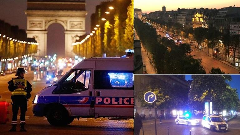 Συναγερμός στο Παρίσι: Νεκρός ένας αστυνομικός από πυροβολισμούς