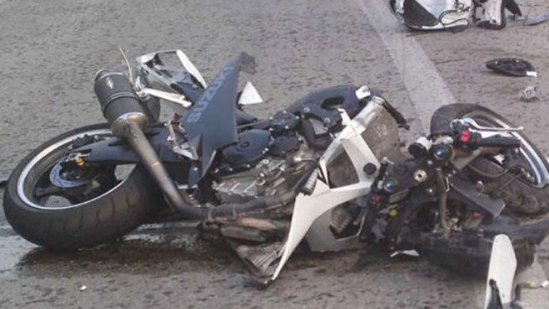 Νεκρός οδηγός μοτοσυκλέτας στην παλαιά Εθνική Άργους-Τρίπολης