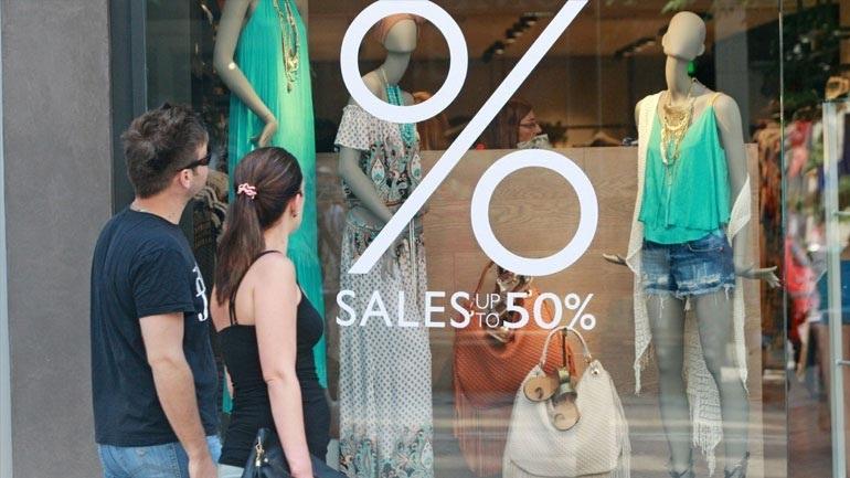 Κλειστά έμειναν τα καταστήματα στη Λάρισα την Κυριακή