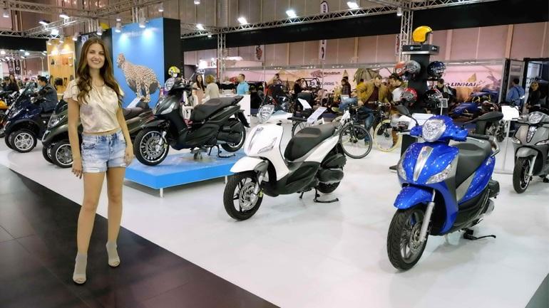 SMF Motoshow 2017: Έκθεση μοτοσυκλέτας στην Θεσσαλονίκη