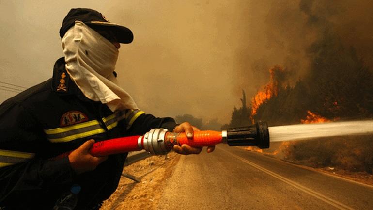 Συνολικά 1,4 εκατ. ευρώ σε ΟΤΑ για δράσεις πυροπροστασίας
