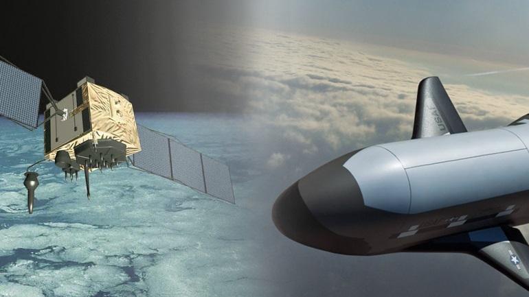 Διαστημόπλοιο-Μυστήριο του Πενταγώνου