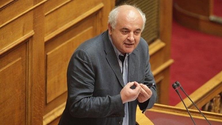 Καραθανασόπουλος: Μέσα από σκληρά αντιλαϊκά μέτρα θα προκύψει το ματωμένο πλεόνασμα